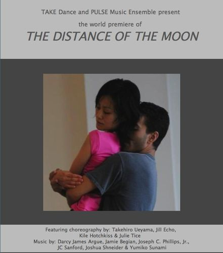 The Distance of the Moon photo ad